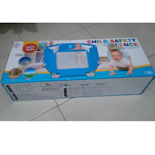 Rush Sale Child Safety Fence Babies Kids Others On Carousell