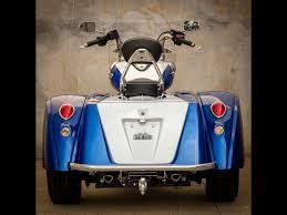 motor trike triumph thunderbird lt kit