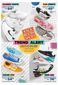 Rack Room Shoes Flyer 07 10 2019 08 13 2019 Page 1 Weekly Ads