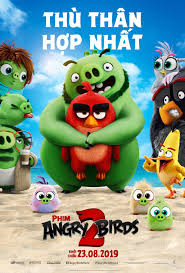 The Angry Birds Movie 2' màn tái xuất hài hước của dàn 'chim lợn ...