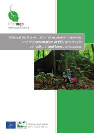 manual for the evaluation of ecosystem