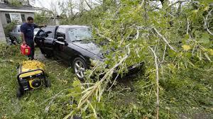 Hurricane Laura slams into Louisiana as Category 4; 'life-threatening storm  surge' continues