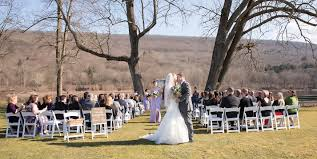 kara and blair s shawnee inn wedding