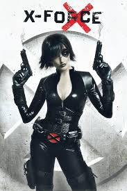 "Domino X-Force"" Domino: Tatiana DeKhtyar (www.tatianadekhtyar.com ..."