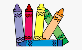 Pencil Clipart Kindergarten - Crayons Clipart Black And White ...