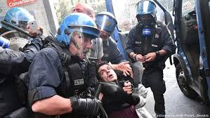Italy probes police brutality against journalist at neo-fascist ...