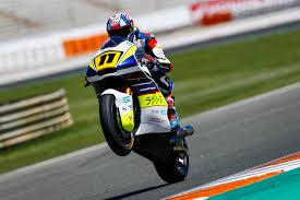 Matteo Ferrari in evidenza nell'Europeo Moto 2 - E-Motors.info