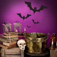 Bats Wall Decal Sticker Style And Apply