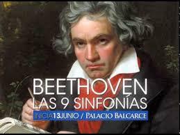 Resultado de imagen de las  9 sinfonias de beethoven