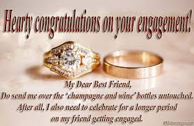 best engagement wishes and quotes for friend wishesmsg