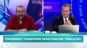 A SPOR - #AnaHaber'de Cüneyt Şen'in konuğu Emre Bol Soru...