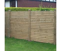 Horizontal Feather Edge Panels 1 83m X 1 5m Woodstoc Outside Made Better