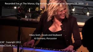 Hilary Scott - Flowers On Mars - Live at Morso - YouTube