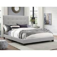 arabella on tufted upholstered bed