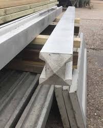 Concrete Internal Fence Posts Daws Heath Timber Ltd
