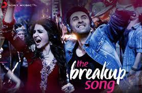 the breakup song ae dil hai mushkil