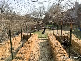 how to build a tomato tunnel dan330