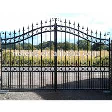 Wrought Iron Gate Modern Iron Gate Designs Black Powder Coated Cheap Wrought Iron Fence Gate Buy Iron Gate Designs Iron Main Gate Designs Wrought Iron Gates Product On Alibaba Com