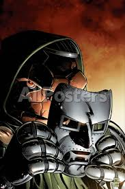 What If Dr Doom Had Become The Thing No 1 Cover Thing And Dr Doom Prints Paul Smith Allposters Com