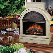 dimplex outdoor fireplaces from outdoor