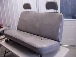 2000 ford ranger bench seat covers