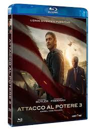 Attacco Al Potere 3 - Angel Has Fallen (Bs): Amazon.it: Gerard Butler,  Morgan Freeman, Nick Nolte, Gerard Butler, Morgan Freeman, Nick Nolte: Film  e TV