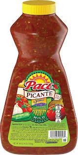 pace picante sauce mild 64 oz