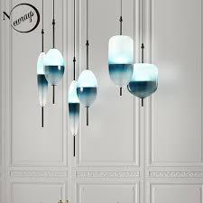 glass pendant light led