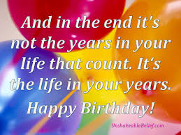 quotes about inspirational birthday quotes
