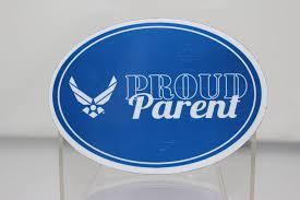 Proud Parent Usaf Magnet Stars Stripes The Flag Store