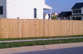 Which Privacy Fence Style Is Right For You Long Fence