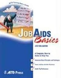 job aids for everyone a step by step