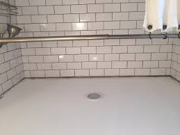 gap between tile and ceiling how best