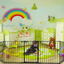 Fireplace Fence Baby Child Safety Fence Hearth Gate Pet Dog Bbq Metal Fire Gate Ebay