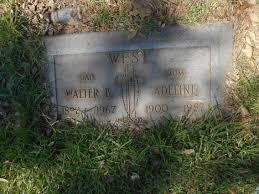 Adeline West (1900-1987) - Find A Grave Memorial