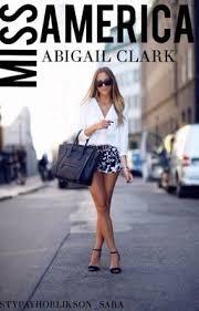 Miss. America - Abigail Clark - Blackout - Wattpad