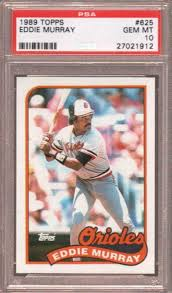 Auction Prices Realized Baseball Cards 1989 Topps Eddie Murray