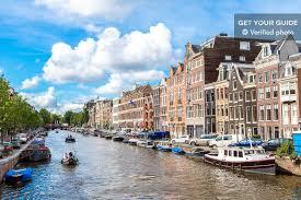 amsterdam small open c boat cruise