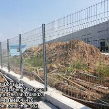 Chain Link Fence Buy Railway Side Fence 3d Models Easily Assembled On China Suppliers Mobile 158990268