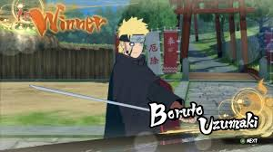 Naruto Shippuden Ultimate Ninja Storm 4 : Boruto Uzumaki (Adult ...