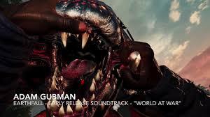 Adam Gubman - EarthFall - World At War (early release) - YouTube