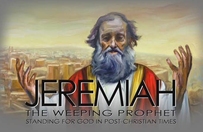 Image result for PICTURES OF THE PROPHET JEREMIAH""