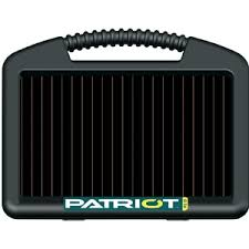 Twin Oaks Feed Supply Patriot Solar Powered Fence Charger Willow Spring Nc