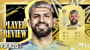 FIFA 20 FERNANDINHO 87 PLAYER REVIEW - YouTube