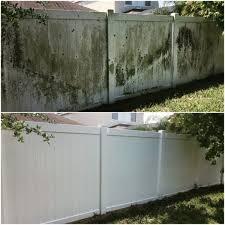 Vinyl Fence Cleaning Ohio Power Washing 614 465 6479