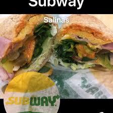 subway salinas entários de