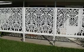 Vinyl Privacy Fences Gallery Planofenceinstallers