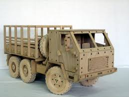 toy truck free wooden toy truck plans