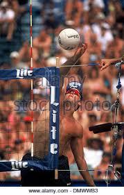 Aug 05, 1998 ; San Diego, CA, USA ; KENT STEFFES au beach-volley ...