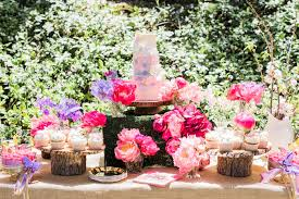 enchanted fairy garden birthday party